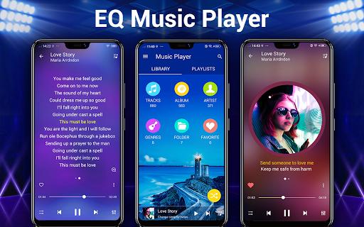 Music Player - Mp3 Player 3.7.2 Screenshots 9