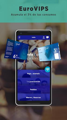Club VIPS: Promociones y pedidos Take Away apktram screenshots 5