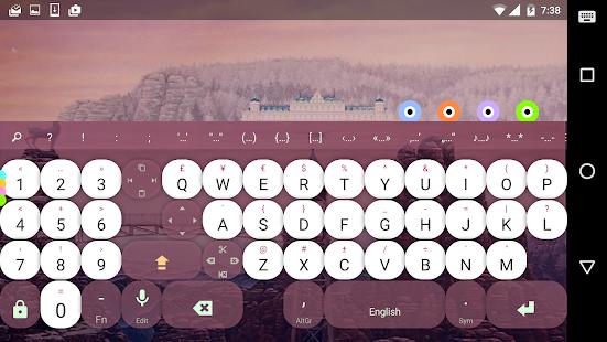 Multiling O Keyboard + emoji screenshots 10