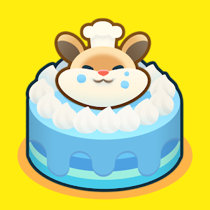 Hamster Tycoon Cake making games 1.0.26 by mafgames (Idle Games Tycoon Games) logo