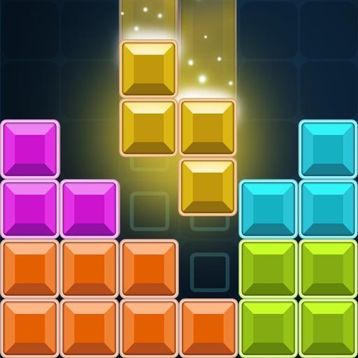 Classic Block Puzzle Game 1010: Free Cat Pop Game