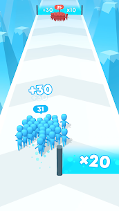 Count Masters: Crowd Clash & Stickman Running Game Mod Apk 1.8.11 (A Lot of Money) 4