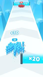 Count Masters: Crowd Clash & Stickman Running Game Screenshot