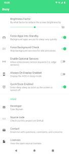 Buoy – Pimp Your Battery Saver v1.0.3 [Paid] 4