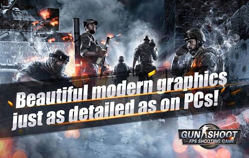 Gun Shoot u2013 FPS shooting game 1.0.5 screenshots 4