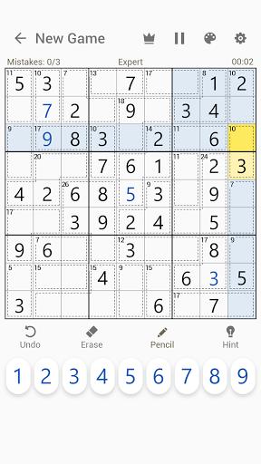 Killer Sudoku - Free Sudoku Puzzles+  screenshots 6