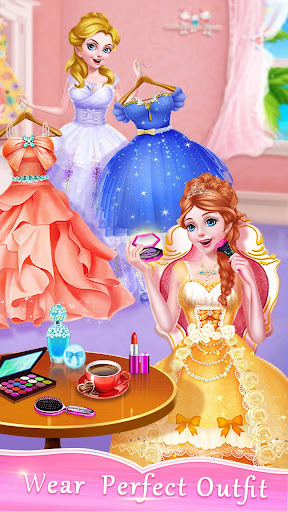 Télécharger Gratuit Maquillage De Célébrités - Partie De Thé De Mode mod apk screenshots 3