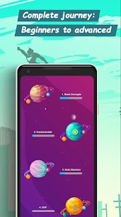 Programming Hero Premium v1.4.46 MOD APK – Coding Just Got Fun 4
