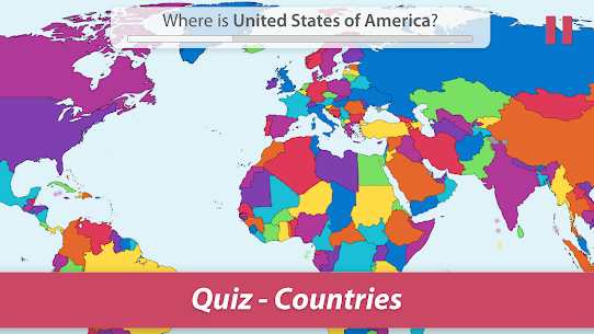 StudyGe – Geography, capitals, flags, countries Mod Apk v2.0.0 (Unlocked) 1