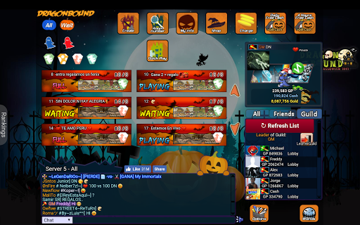 DragonBound  screenshots 5