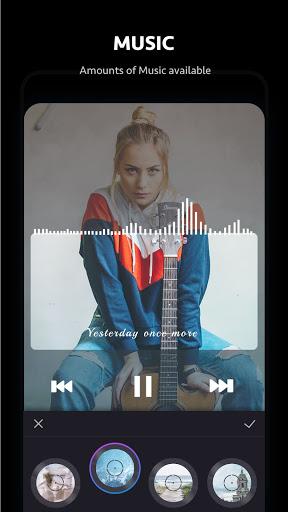 Beat.ly Lite - Music Video Maker with Effects apktram screenshots 4