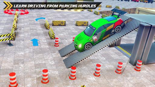 Car Parking 3D Game: Modern Car Games screenshots 2