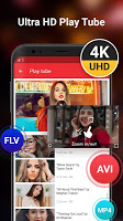 PLAYme - HD Video Player & Music Player