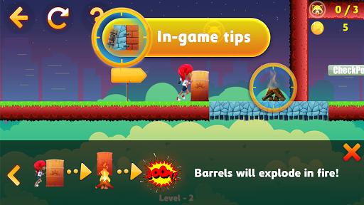 Tricky Liza: Adventure Platformer Game Offline 2D 1.1.41 screenshots 7