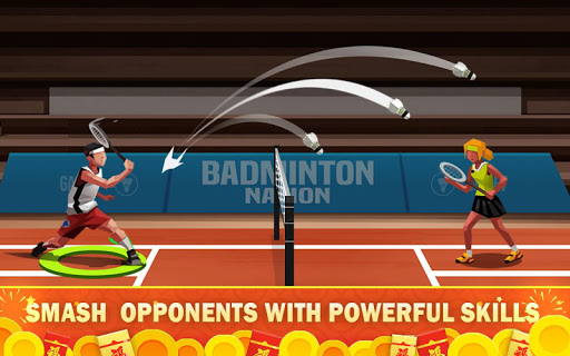 Badminton League apktram screenshots 8