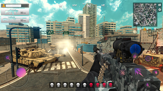 Beyond War: Battlefield Hack for Android and iOS 5