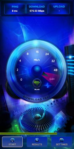 V-SPEED Speed Test  screenshots 2