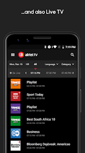 Airtel Tv Apk For Android Tv 4