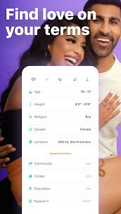 Dil Mil  South Asian singles, dating  marriage Apk 5