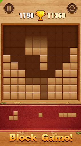 Wood Block Puzzle 2019 1.4.0 screenshots 3