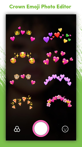 Crown Heart Emoji Photo Editor  Screenshots 2