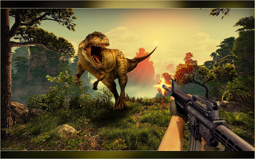 Real Dino Hunter - Jurassic Adventure Game 2.3.6 Screenshots 8