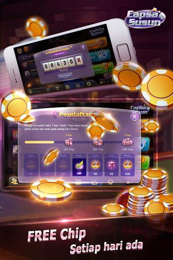 Capsa Susun(Free Poker Casino) 1.7.0 Screenshots 2
