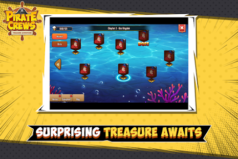 Hack Game Pirate Crews: Treasure Adventure apk free