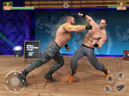 Bodybuilder Fighting Games: Gym Trainers Fight  screenshots 6