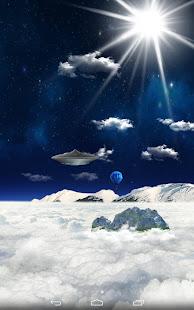 Twilight Sky Live Wallpaper