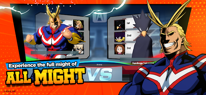 My Hero Academia: The Strongest Hero (MOD, Unlimited Money) For Android 5