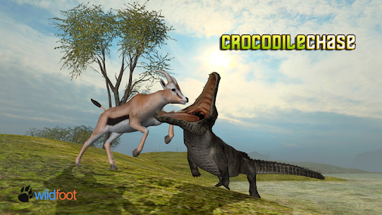 Crocodile Chase Simulator  For Pc, Laptop In 2020 | How To Download (Windows & Mac) 1