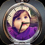 Beautiful Clock Photo Frames