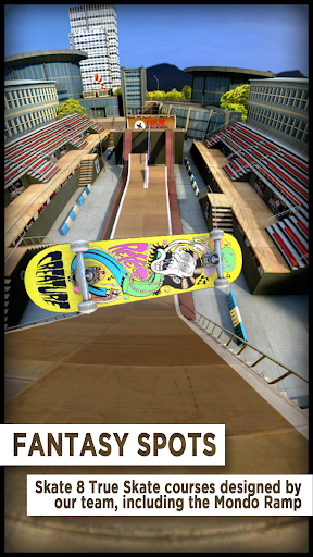True Skate screenshots 1