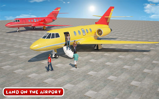 Airplane Game New Flight Simulator 2021: Free Game 0.1 screenshots 2