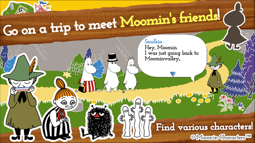 MOOMIN Welcome to Moominvalley screenshots 9