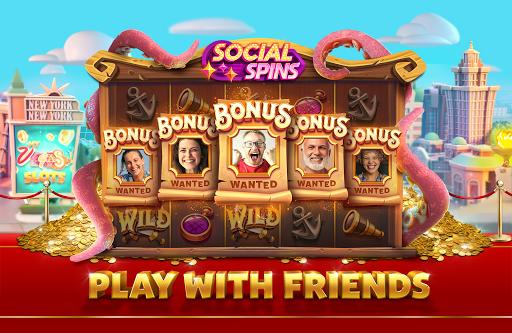 myVEGAS Slots: Las Vegas Casino Games & Slots  screenshots 16