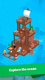 Idle Arks: Build at Sea 2.3.1 Screenshots 3