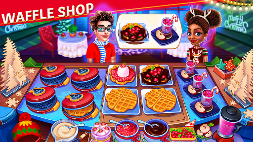 Christmas Cooking : Crazy Restaurant Cooking Games 1.4.42 screenshots 2