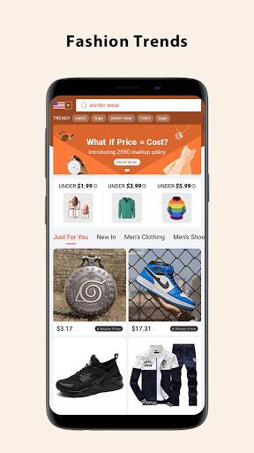 Wholee - Online Shopping Store 6.7.3 screenshots 1