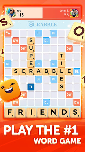 Scrabble® GO - New Word Game screenshots 1