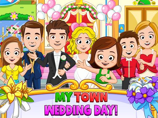 My Town : Wedding screenshots 13