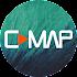 C-MAP - Marine Charts. GPS navigation for Boating