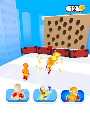Super Hero Run 3D apkdebit screenshots 6