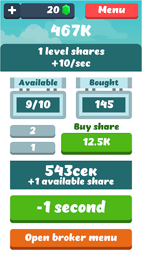 Traders Clicker  screenshots 6