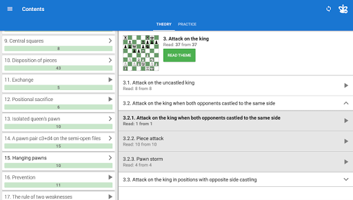 Chess Strategy (1800-2400) 1.3.5 Screenshots 7