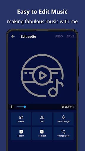 Super Sound - Free Music Editor & MP3 Song Maker 1.6.8 Screenshots 3