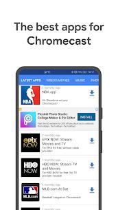 Apps for Chromecast – Your Chromecast Guide 4