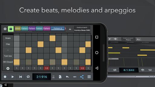 n-Track Studio DAW Beat Maker, Record Audio, Drums 9.3.6 Screenshots 5