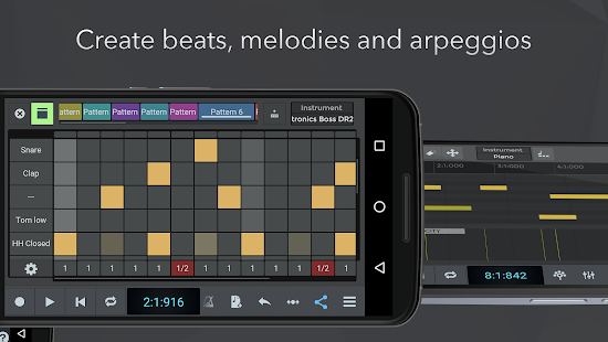 n-Track Studio DAW u2013 Music Production & Recording screenshots 5